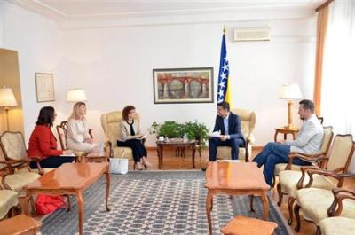 Goldstin: Svjetska banka priprema petogodišnji program za BiH