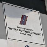 Blokirani računi Puteva Republike Srpske