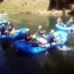 Treća rafting regata stigla u Beograd