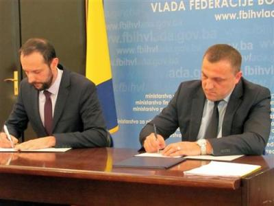 FBiH: Potpisan sporazum o sufinansiranju zapošljavanja poljoprivrednika