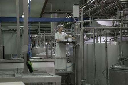 Šamac: Polarne temperature ugrozile proizvodnju mlijeka