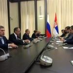 Vučić-Putin: Srpski izvoz poljoprivrednih proizvoda porastao za 40 odsto