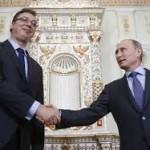 Danas sastanak Putina i Vučića