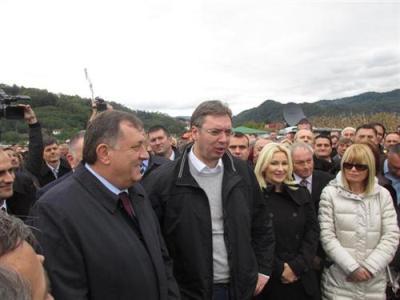 Vučić: Most će povezivati ljude i omogućiti brži razvoj