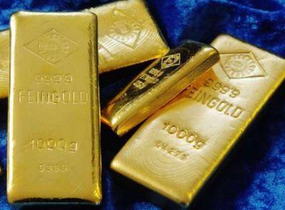 Zlato na najvišem nivou u mjesec dana