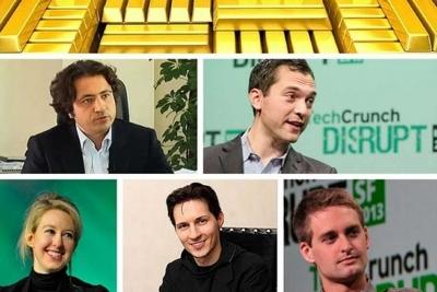 Mladi a bogati: Oni su svoje milijarde zaradili sami!