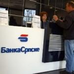 Banka Srpske i dalje prima uplate na svoj račun dok je odliv novca onemogućen!