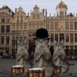 Brisel mačkama pokušava da namami turiste
