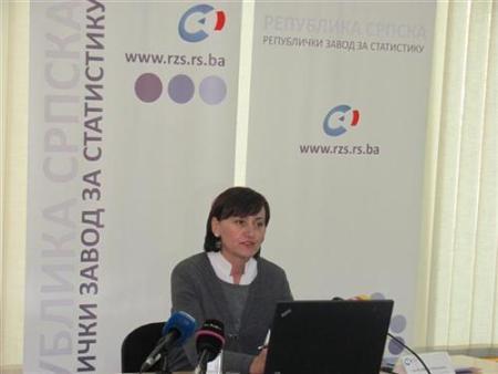 Čičković: Prosječna neto plata u oktobru 824 KM
