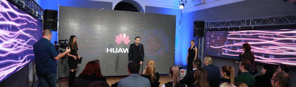 Huawei novim proizvodima odgovara konkurenciji