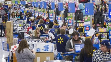 Milioni Amerikanaca danas otvaraju sezonu kupovine