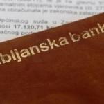 Panika među štedišama Ljubljanske banke zbog zbunjujuće informacije