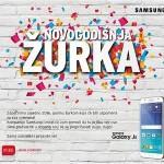 """""""M:tel"""" i """"Samsung"""" poklanjaju novogodišnju proslavu iz snova"""