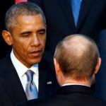 Kratak razgovor Putina i Obame