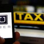 """""""Uber"""" kažnjen sa 150.000 evra"""