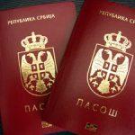 Pasoš Srbije odmah iza putovnice