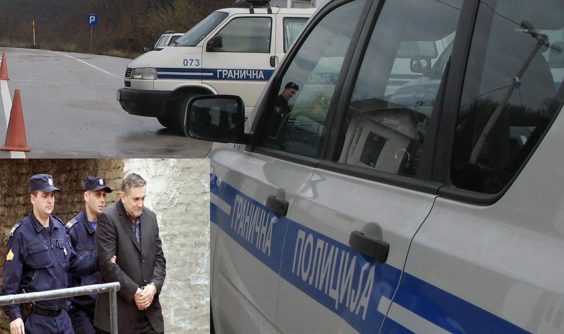 Granična policija BiH pokrenula istragu o pomagačima Mile Radišića