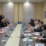Počeo sastanak Cvijanovićeve sa sindikalnim liderima
