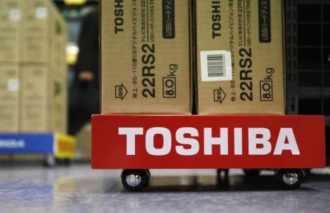 Tošiba prodala čipove za 18 milijardi dolara