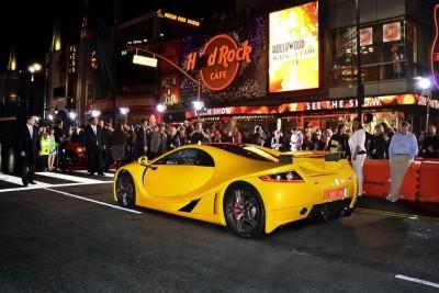 """GTA Spano iz filma """"Need for Speed"""" prodaje se za 1,5 miliona evra"""