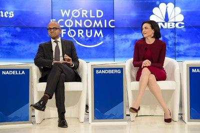 """U Davosu o """"Četvrtoj industrijskoj revoluciji"""""""