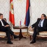 Dodik i Vigemark: Donošenje Zakona o radu značajan iskorak