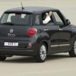 Papin Fiat prodat na aukciji za 75.000 evra