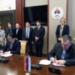 Potpisan memorandum o saradnji u oblasti saobraćaja