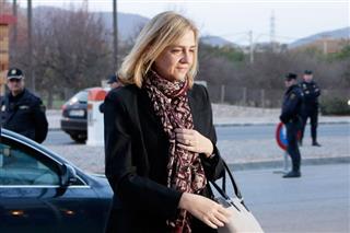 Španskoj princezi sudiće se za utaju poreza