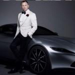 Aston Martin iz novog filma o Bondu prodat za 3,5 miliona dolara