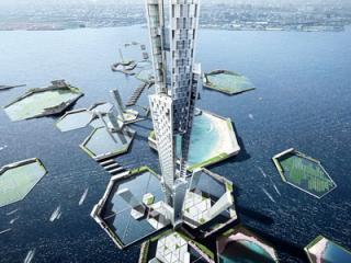 """""""Next Tokyo 2045"""" predviđa novi grad u Tokijskom zalivu"""