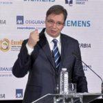 Vučić:  Zajedno do povećanja stope rasta BDP-a