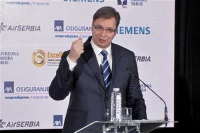 Vučić: Stopa nazaposlenosti u Srbiji uskoro ispod 12 odsto