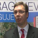 Vučić: Hrvatska nije bila zainteresovana za zajedničke projekte