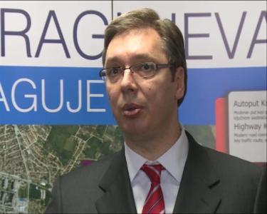 Vučić: Vodimo računa o Fijatu
