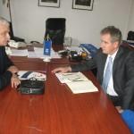 Milinić i Pantić o investicionim projektima
