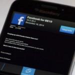 Facebook ukida aplikaciju za BlackBerry