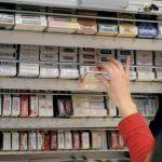 Crna Gora: Prodaja cigareta pala za 20 odsto