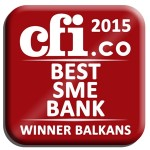 Novoj banci nagrada za najbolju SME banku na Balkanu