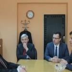 Premijer FBiH sa saradnicima posjetio Poreznu upravu FBiH