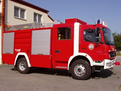 U Milićima promovisano novo navalno vatrogasno vozilo