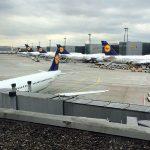 Štrajk radnika javnog sektora na aerodromima u Njemačkoj