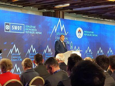 Dodik: Skup na Jahorini potpuno ostvario svoje ciljeve