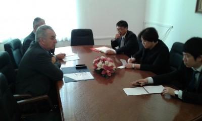 Šarović i Bo razgovarali o predstojećem Biznis forumu