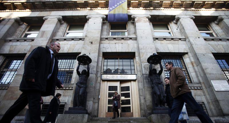 Neraspoređena dobit Centralne banke BiH pripada entitetima
