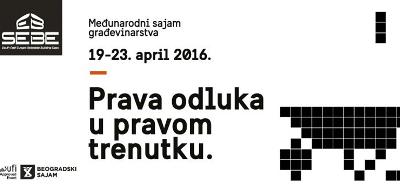 Danas otvaranje Međunarodnog sajma građevinarstva u Beogradu