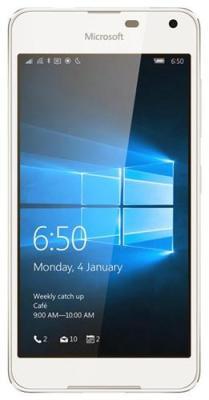 """Telefon """"majkrosoft lumia 650"""" za jednu marku"""