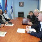 Mirjanić: Vlada maksimalno podržava izgradnju vodoprivrednih objekata