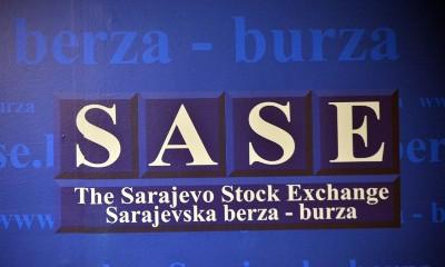 "SASE: Najveći dnevni pad registrovao ""Unis komerc"""