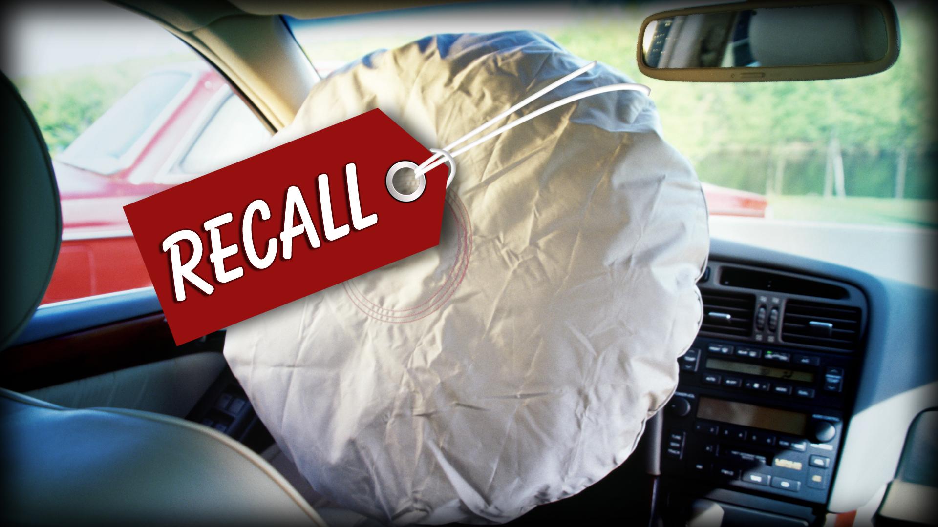 Zbog vazdušnih jastuka povlači se oko 12 miliona vozila